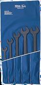 SET, Wrench, Combination, Black, 5 PC, Martin Sprocket #HCB5K