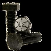"9/16""-12x5"" Partially Threaded Hex Cap Screws Hex Cap Screws Grade 8 Coarse Alloy (USA) (25/Pkg.)"
