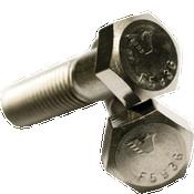 """7/8""""-14x6-1/2"""" Partially Threaded Hex Cap Screws Fine 316 Stainless Steel (10/Pkg.)"""