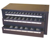 3 Drawer Metric Drill Bit Cabinet Only