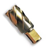 """2-3/16"""" Spira-Broach, Type 13SP, M2 High-Speed Steel  Annular Cutter, Norseman Drill #16591"""