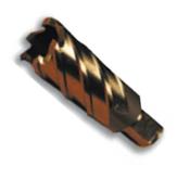 """2-3/16"""" Spira-Broach, Type 13LSP, M2 High-Speed Steel  Annular Cutter, Norseman Drill #16592"""
