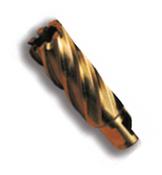 """1-3/16"""" Spira-Broach, Type 14L, M35 High-Speed Steel  Annular Cutter, Norseman Drill #16752"""