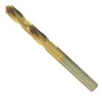 #10  HSS, 118 Degree, Type 260-BN, Wire Gauge, TiN Coated Screw Machine Drill (6/Pkg.), Norseman Drill #24733