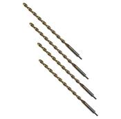 "11/32"" Type 221-PT Heavy Duty, Parabolic Flute, Taper Length Tang Drive (3/Pkg.), Norseman Drill #34740"