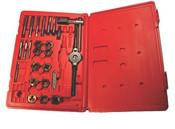 25 Piece Magnum Super Premium Set Spiral Point Plug Taps & Hex Dies (1 Set)
