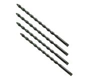 "1/4"" Type 221-P - Heavy Duty, Parabolic Flute, Taper Length Tang Drive (12/Pkg.), Norseman Drill #35400"