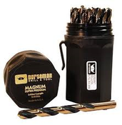 41 Piece 135 Degree Split Point Black & Gold HSS Type 170-AG Metric Jobber Drill Set
