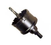 "1-1/8"" Type CHD-AG Deephole Carbide Tipped Holecutter, Norseman Drill #NDT-64080"