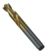 10.00 mm Type 187-DN TiN Coated Weldout Spotweld Drills, Norseman Drill #NDT-73460