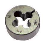 "1/4""x28 Hi-Carbon Steel Dies Type 415 - Adjustable (3/Pkg.), Norseman Drill #NDT-85200"