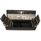 115 Piece Combo Type 190-AG Black & Gold Magnum Super Premium Drill Bit Set  Ultra Dex