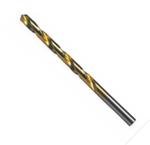 60 Piece #1 - #60 Type 190-AN Heavy Duty HSS 135 Degree Split Point TiN Coated Jobber Drill Set