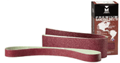 """Premium Portable Sanding Belt - 4"""" x 21"""", Grit: 100X , Mercer Abrasives 108100 (10/Pkg.)"""