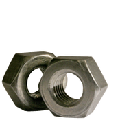 "1 1/4""-7 Heavy Hex Nut, A563 Grade A, Coarse (10/Pkg.)"