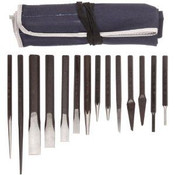 14 Piece Punch & Chisel Combo Set, Martin Sprocket #PC14K