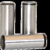 "3/8""X7/8"" Dowel Pins Alloy Thru Hardened (100/Pkg.)"