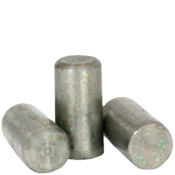 "1/8""X1"" Dowel Pins 416 Stainless Steel (100/Pkg.)"