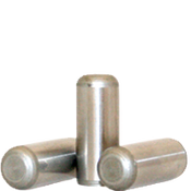"3/16""X1/2"" Dowel Pins Alloy Oversize (100/Pkg.)"