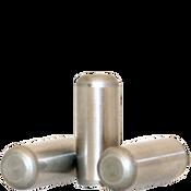 "1/2""X2"" Dowel Pins Alloy Oversize (50/Pkg.)"