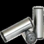 M10x25 MM Dowel Pins Alloy DIN 6325 (100/Pkg.)