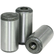 M6x20 MM Dowel Pins Pull-Out Alloy DIN 7979 (20/Pkg.)