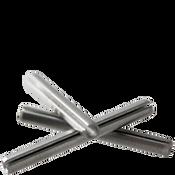 M2x18 MM Spring Pins Med. Carbon Black Oxide (2,000/Pkg.)