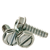 "#6-20x1/2"" F/T Phillips Pan Head Tapping Screws Type B Zinc Cr+3 (14,000/Bulk Pkg.)"