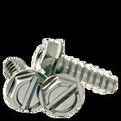 "#8-18x1-1/4"" F/T Phillips Pan Head Tapping Screws Type B Zinc Cr+3 (3,700/Bulk Pkg.)"