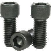 "5/16""-18x3/8"" (FT) Socket Head Cap Screws Coarse Alloy 1936 Series Thermal Black Oxide (100/Pkg.)"
