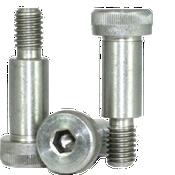 """1/8""""-4-40x3/16"""" Socket Shoulder Screws Coarse 18-8 Stainless (25/Pkg.)"""