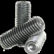 M2.5-0.45x4 MM Socket Set Screws Cup Point 45H Coarse ISO 4029 / DIN 916 Thermal Black Oxide (100/Pkg.)
