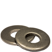 "1-3/8"" USS Flat Washers Low Carbon Plain (50 LBS/Bulk Pkg.)"