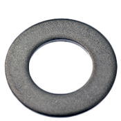 """7/16""""X1-1/4""""X0.084 Flat Washers 18-8 A2 Stainless Steel MS 15795-817 (100/Pkg.)"""