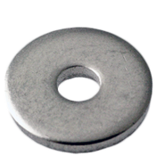 """#8x5/16""""X0.032 Flat Washers 18-8 A2 Stainless Steel NAS 620 (500/Pkg.)"""