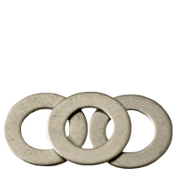"""#4x5/16""""X0.016 Flat Washers 18-8 A2 Stainless Steel AN 960l (500/Pkg.)"""