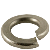 #4 Split Lock Washers 18-8 A2 Stainless Steel (100/Pkg.)