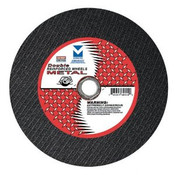 "14"" x 1/"" (5/32) x 1"" Extra Heavy-Duty, High Speed Cut-Off Wheel for Portable Gas Saw -Triple Reinforced, Mercer Abrasives 607030 (10/Pkg.)"