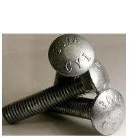 3//4 inch-10x8 inch PT 60//Bulk Pkg. A307 Grade A Square Head Bolt Zinc Cr+3