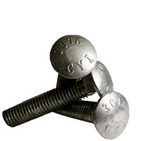 "375 - Zinc GRADE 5 3//8/""-16x2-1//2/"" Fully Threaded Hex Tap Bolts"