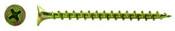 "#6-9x1-1/4"" Proferred Drywall Screws, Phillips Bugle, Zinc Yellow (8,000/Bulk Pkg.)"