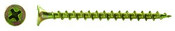 "#6x1"" Coarse Thread Drywall Screws, Bugle, NC, Phillips, Zinc Yellow (10,000/Bulk Pkg.)"