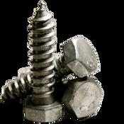 """5/8""""-5x5-1/2 Hex Lag Screw Low Carbon Hot Dip Galvanized (100/Bulk Pkg.)"""