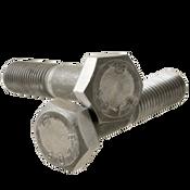 "1""-8x4-1/2 (Pt) A307 Grade B Heavy Hex Bolts  Coarse HDG (40/Bulk Pkg.)"
