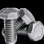 """5/16""""-18x2-1/2"""" (PT) Grade 2 Hex Cap Screw Zinc CR+3 (600/Bulk Pkg.)"""