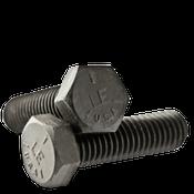 "1/4""-28x6"" (PT) Hex Cap Screws Grade 5 Fine Med. Carbon  Plain (USA) (350/Bulk Pkg.)"