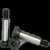 """5/16""""-1/4-20x2"""" Socket Shoulder Screws Coarse Alloy Thermal Black Oxide (300/Bulk Pkg.)"""