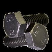 M16-1.50x55 MM Fully Threaded Hex Cap Screws 10.9 DIN 961 Fine Alloy Plain (165/Bulk Qty.)