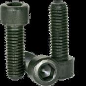 "#10-24x11/16"" (PT) Socket Head Cap Screws Coarse Alloy Thermal Black Oxide (2,500/Bulk Pkg.)"