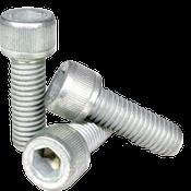 """5/16""""-18x1"""" Fully Threaded Socket Head Cap Screws Coarse Alloy Mechanical Zinc (300/Bulk Pkg.)"""